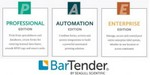 BARTENDER 2019 - SunCoast Barcode Solutions